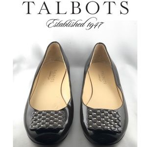 Talbot's Poppy Ballet Flats - Patent Leather